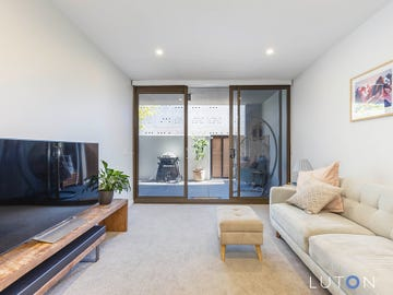 96/46 Macquarie  Street, Barton, ACT 2600
