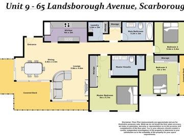 9/65-69 Landsborough Ave, Scarborough, Qld 4020