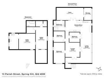 13 Parish Street, Spring Hill, Qld 4000