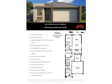Lot 51 And 52 Barns Ave, Highbury, SA 5089