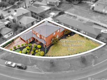 102 Saffron Drive, Narre Warren, Vic 3805