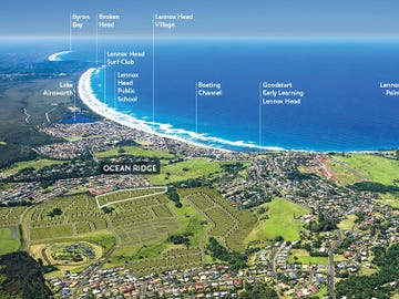 Lot 19, Ocean Ridge, Lennox Head, NSW 2478