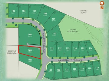 Lot 103 Eastwood Living Estate, Goonellabah, NSW 2480