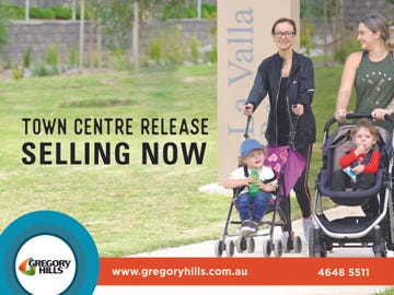 Lot 3123, Wallarah Circuit, Gregory Hills, NSW 2557