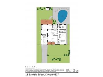 18 Banksia Street, Kirwan, Qld 4817