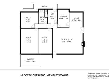 30 Dover Crescent, Wembley Downs, WA 6019
