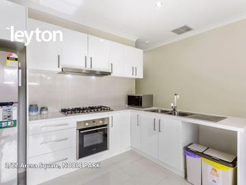 3 & 4/27 Arena Square, Noble Park, Vic 3174