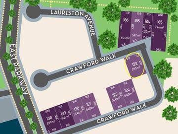 Lot 122, Crawford Walk, Mount Barker, SA 5251