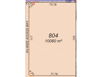 Lot 804, Readheads Road, North Dandalup, WA 6207