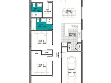 lot Road 1 Mason Rd, Box Hill, NSW 2765 - House for Sale