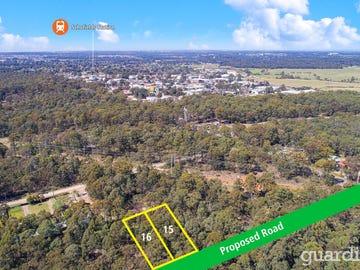 Lot 15 & 16, Clyde Street, Vineyard, NSW 2765