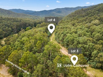 Lot 3, 4946 Mansfield-Woods Point Road, Kevington, Vic 3723