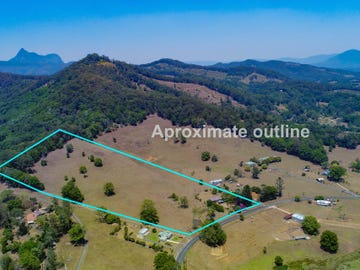 707 Numinbah Road, Crystal Creek, NSW 2484