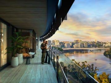 602/8 River Terrace, Kangaroo Point, Qld 4169