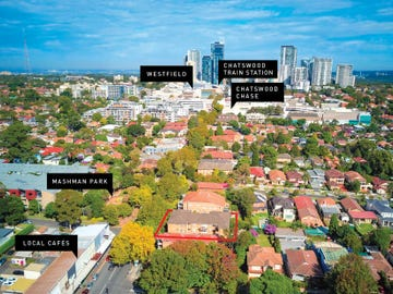 1-15/235 Victoria Avenue, Chatswood, NSW 2067