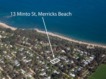 13 Minto Street, Merricks Beach, Vic 3926