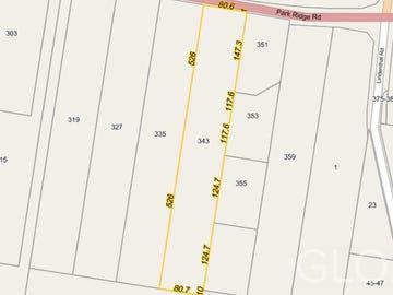 343 Park Ridge, Park Ridge, Qld 4125
