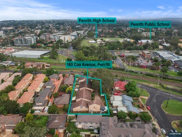 1-7/165 Cox Avenue, Penrith, NSW 2750