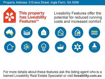 9 Evans Street, Ingle Farm, SA 5098