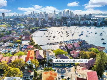 3/532 New South Head Road, Double Bay, NSW 2028