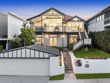 113 Carlton Terrace, Manly, Qld 4179