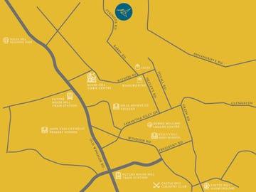 Lot 9 Jervis Place, Kellyville, NSW 2155