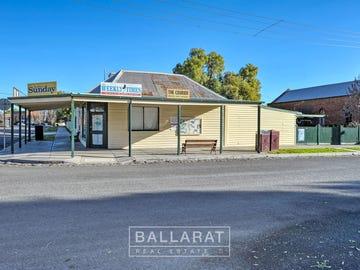13 Ballarat Street, Talbot, Vic 3371