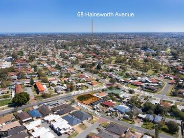 Lot Proposed, Lot 3/68 Hainsworth Avenue, Girrawheen, WA 6064
