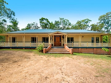 135 BAILEYS MOUNTAIN ROAD, Willow Vale, Qld 4209
