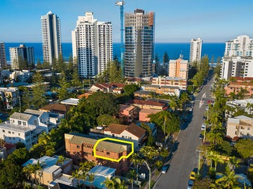 5/29 Second Avenue, Broadbeach, Qld 4218