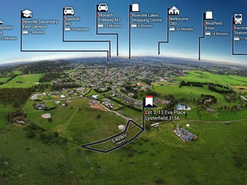 Lot 1, 13 Eva Place, Lysterfield, Vic 3156