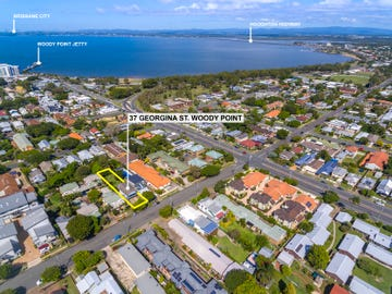 37 Georgina Street, Woody Point, Qld 4019