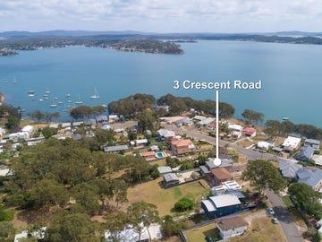 3 Crescent Road, Wangi Wangi, NSW 2267