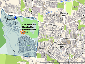 Lot 1-15, 1 Elphinstone - Starfish Close, Kanimbla, Qld 4870