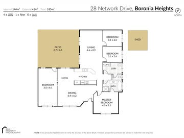 28 Network Drive, Boronia Heights, Qld 4124 - House for Sale ... on