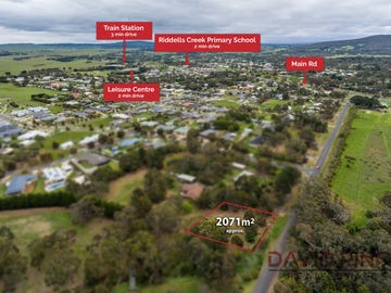 Lot 1, 54 Amess Road, Riddells Creek, Vic 3431