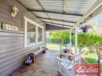 1587 MULGOA ROAD, Wallacia, NSW 2745