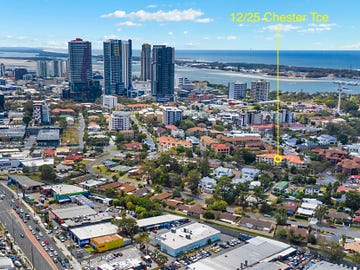 12/25 Chester Terrace, Southport, Qld 4215