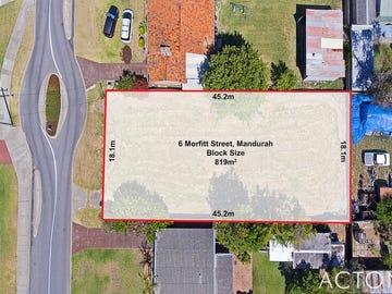 6 Morfitt Street, Mandurah, WA 6210