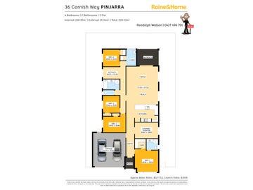 36 CORNISH WAY, Pinjarra, WA 6208