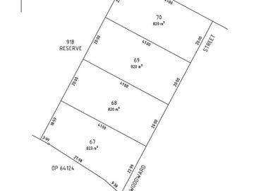 Lot 70, 7 Woodward Street, Moonta Bay, SA 5558