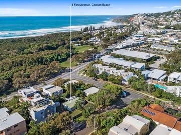 4 First Avenue, Coolum Beach, Qld 4573