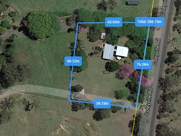 1080 Coleyville Road, Coleyville, Qld 4307