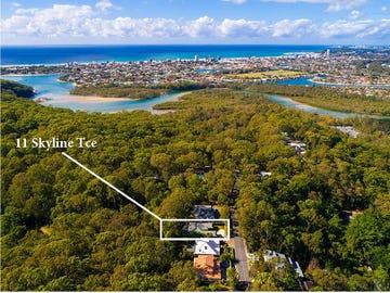 11 Skyline Terrace, Burleigh Heads, Qld 4220