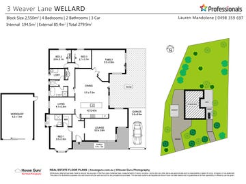 3 Weaver Lane, Wellard, WA 6170