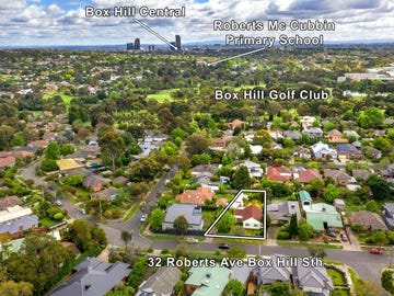 32 Roberts Avenue, Box Hill South, Vic 3128