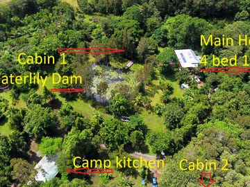 840 Cape Trib Road Kimberley, Daintree, Qld 4873