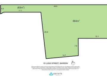 15 Lugg Street, Bardon, Qld 4065 - Residential Land for Sale