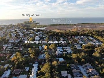 18 CHERMSIDE STREET, Wellington Point, Qld 4160