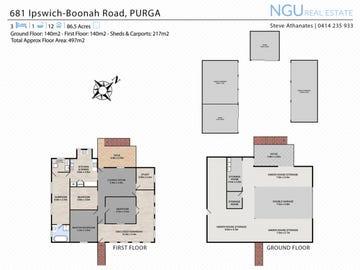 681 Ipswich Boonah Road, Purga, Qld 4306